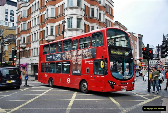 2021-09-19 & 20 Central London Buses & Coaches. (84) 084
