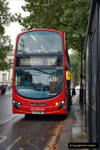 2021-09-19 & 20 Central London Buses & Coaches. (87) 087