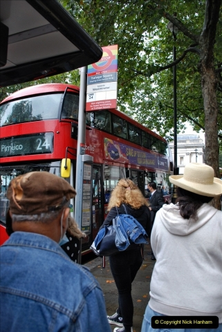 2021-09-19 & 20 Central London Buses & Coaches. (88) 088