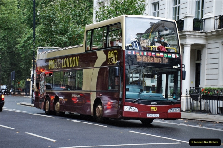 2021-09-19 & 20 Central London Buses & Coaches. (90) 090