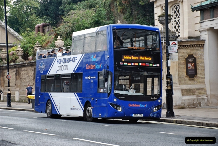 2021-09-19 & 20 Central London Buses & Coaches. (91) 091