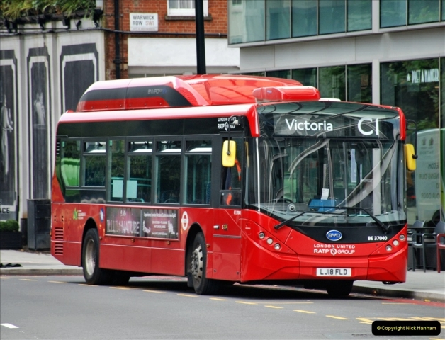 2021-09-19 & 20 Central London Buses & Coaches. (95) 095