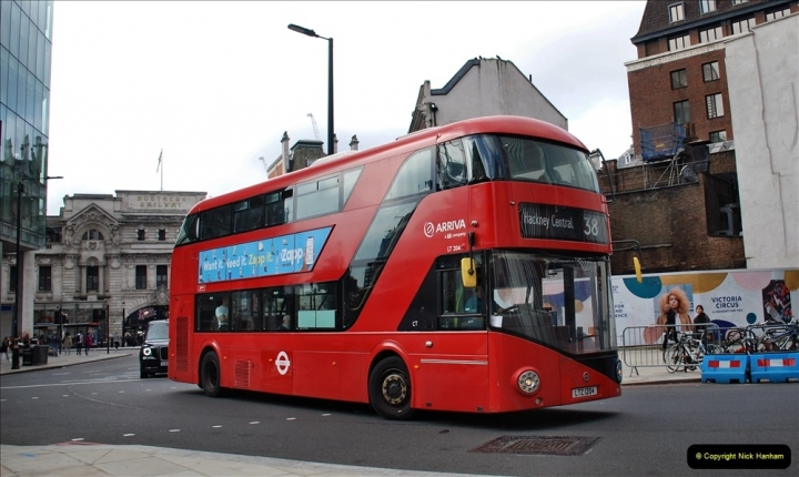 2021-09-19 & 20 Central London Buses & Coaches. (97) 097
