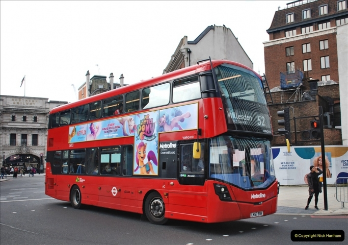 2021-09-19 & 20 Central London Buses & Coaches. (98) 098