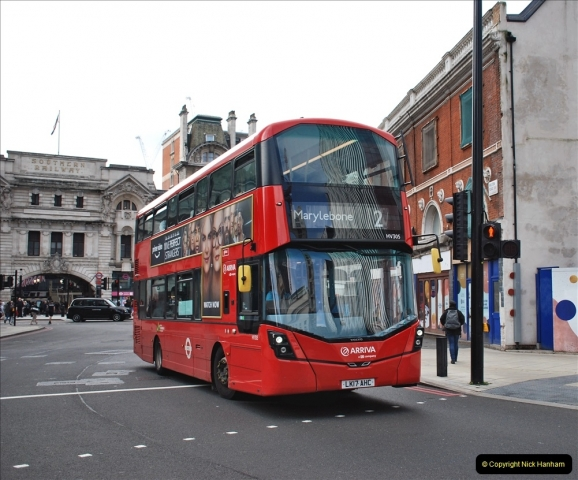 2021-09-19 & 20 Central London Buses & Coaches. (99) 099