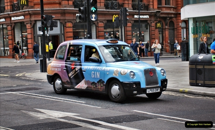 2021-09-19 & 20 Central London Lorries, Cars & Bikes. (11) 011