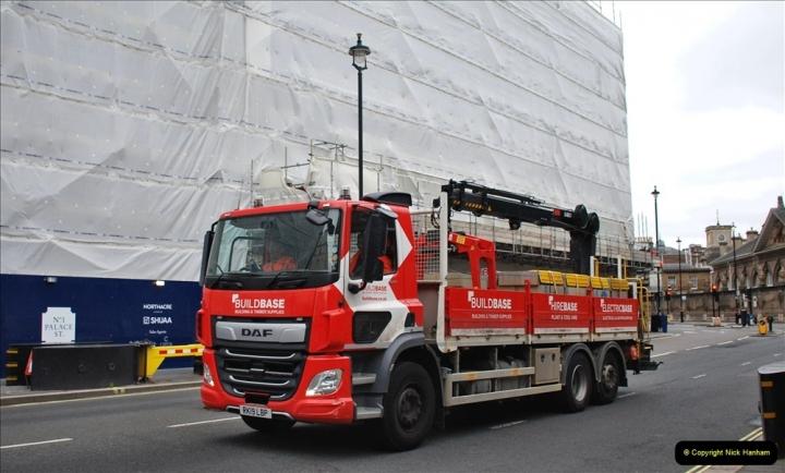 2021-09-19 & 20 Central London Lorries, Cars & Bikes. (22) 022