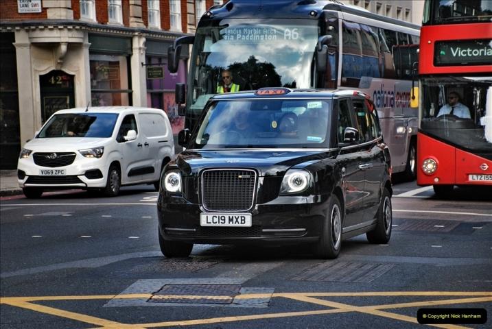 2021-09-19 & 20 Central London Lorries, Cars & Bikes. (30) 030