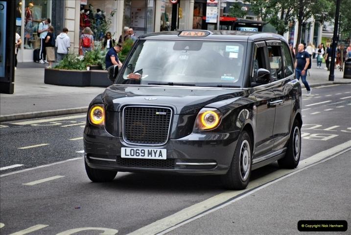 2021-09-19 & 20 Central London Lorries, Cars & Bikes. (8) 008