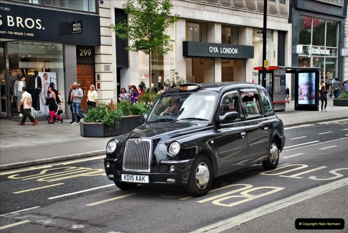 2021-09-19 & 20 Central London Lorries, Cars & Bikes. (9) 009