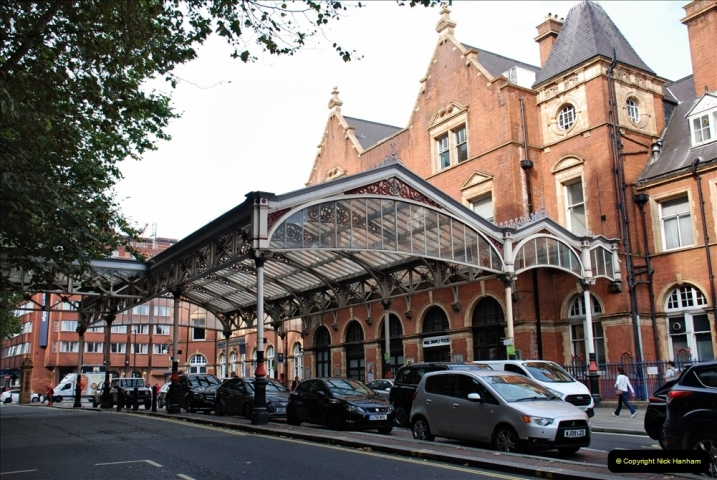 2021-09-19 & 20 Central London Marylebone, Victoria and Miscellaneous. (2) 002