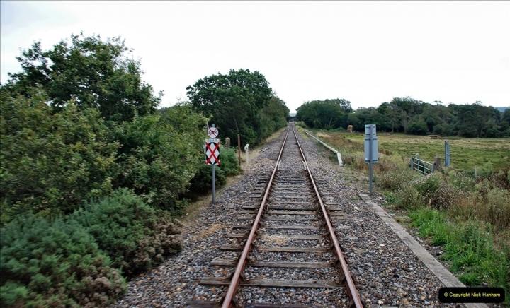 2021-09-23 SR Lineside work between Bridge 3 & 4. (129) 129