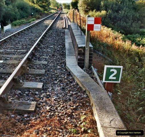 2021-09-23 SR Lineside work between Bridge 3 & 4. (15) 015