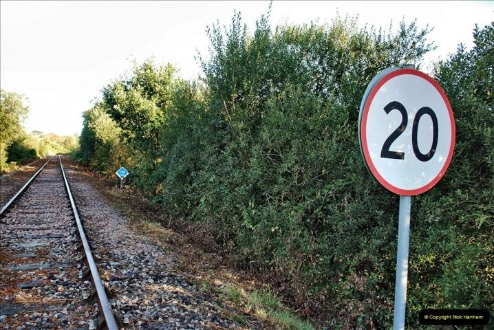 2021-09-23 SR Lineside work between Bridge 3 & 4. (16) 016