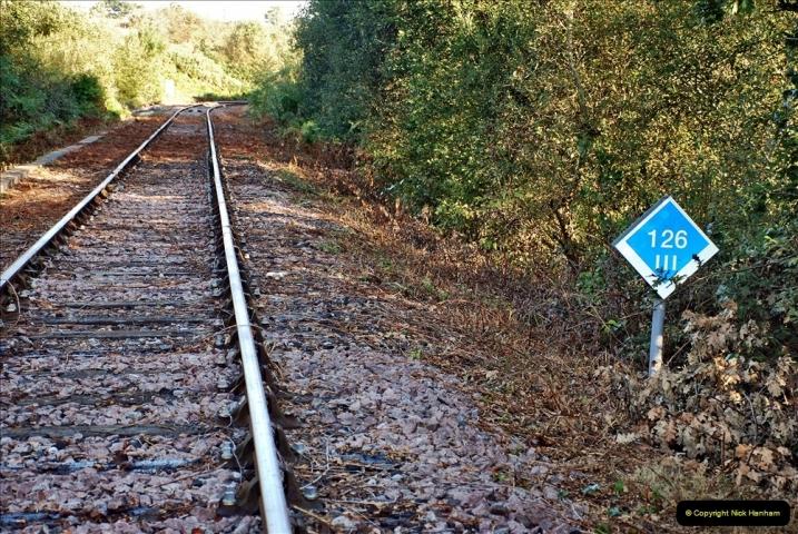 2021-09-23 SR Lineside work between Bridge 3 & 4. (17) 017