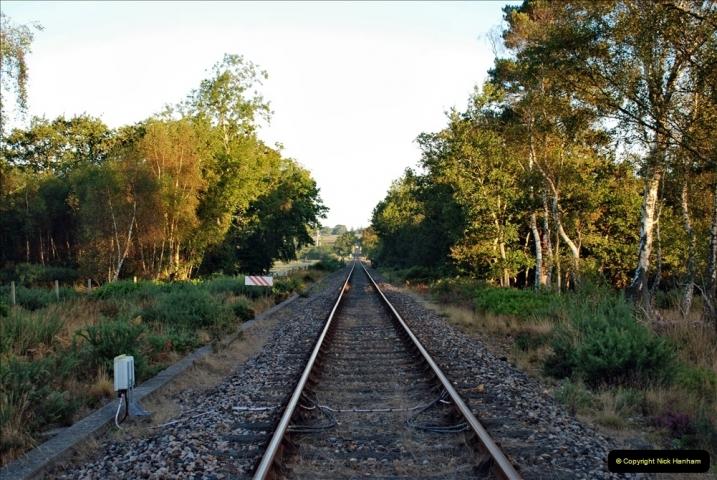 2021-09-23 SR Lineside work between Bridge 3 & 4. (2) 002