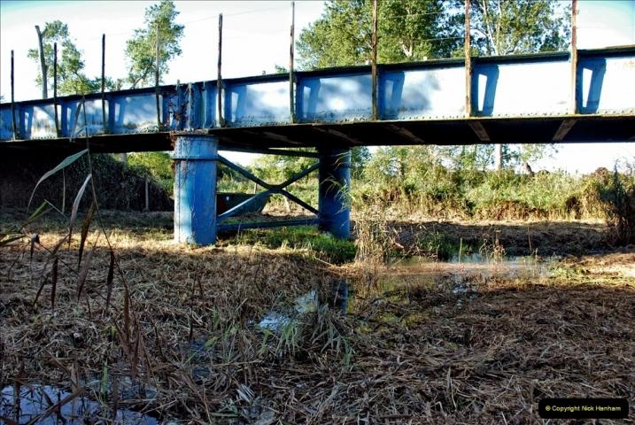 2021-09-23 SR Lineside work between Bridge 3 & 4. (33) 033