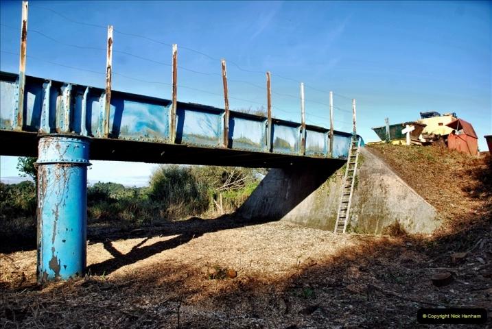 2021-09-23 SR Lineside work between Bridge 3 & 4. (34) 034