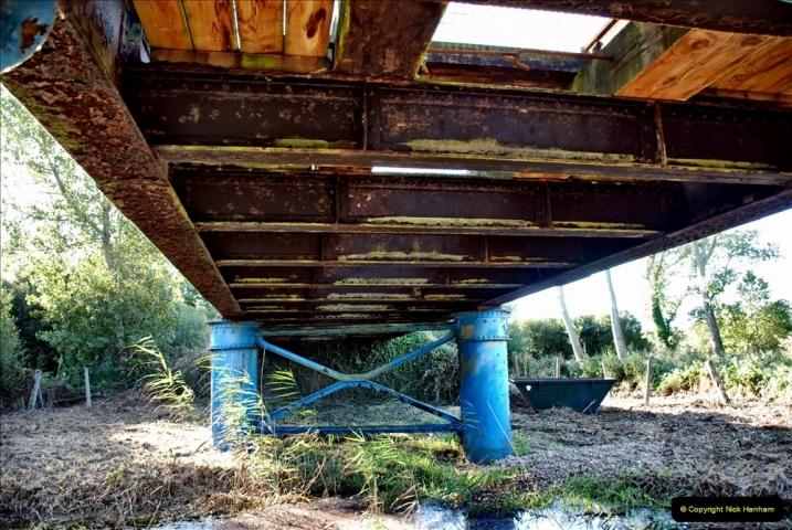 2021-09-23 SR Lineside work between Bridge 3 & 4. (35) 035