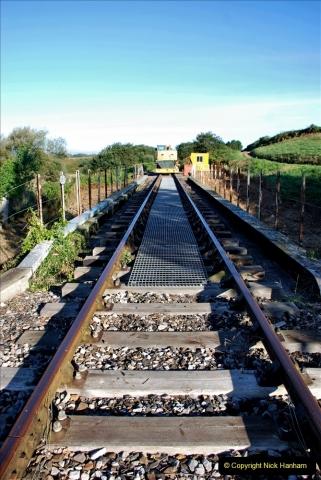 2021-09-23 SR Lineside work between Bridge 3 & 4. (37) 037