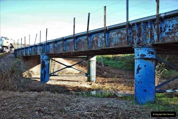 2021-09-23 SR Lineside work between Bridge 3 & 4. (39) 039