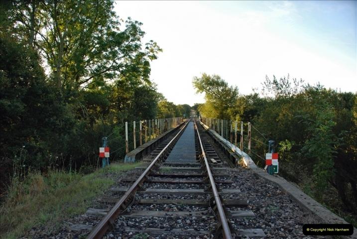 2021-09-23 SR Lineside work between Bridge 3 & 4. (4) 004