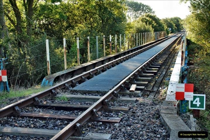 2021-09-23 SR Lineside work between Bridge 3 & 4. (40) 040