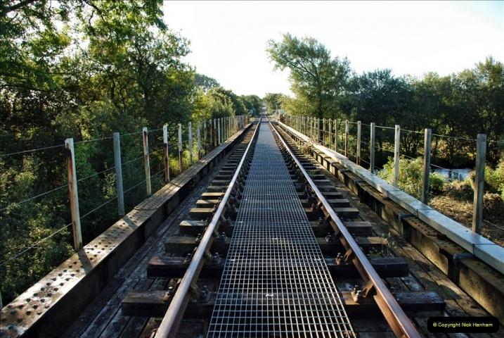 2021-09-23 SR Lineside work between Bridge 3 & 4. (41) 041