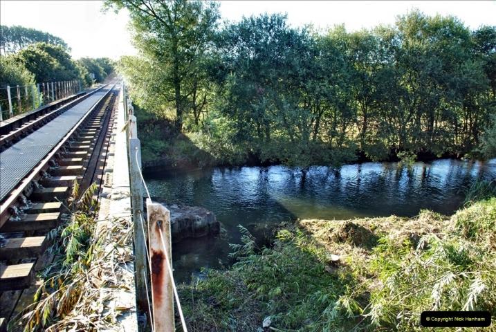 2021-09-23 SR Lineside work between Bridge 3 & 4. (42) 042