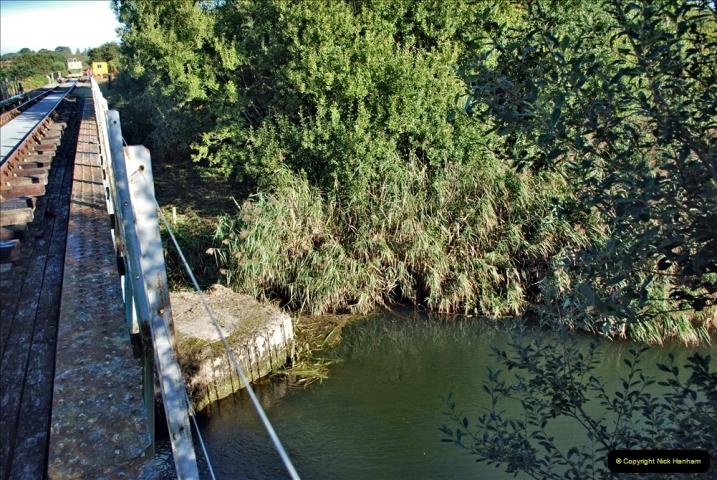 2021-09-23 SR Lineside work between Bridge 3 & 4. (43) 043