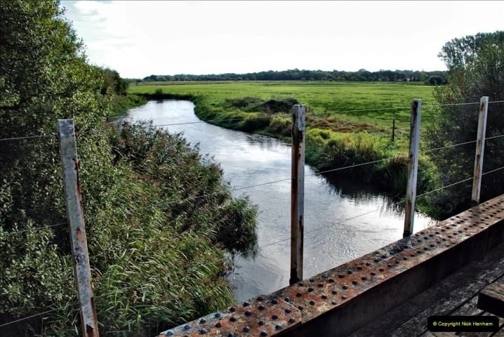 2021-09-23 SR Lineside work between Bridge 3 & 4. (54) 054
