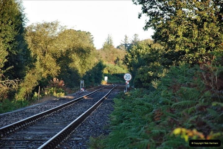 2021-09-23 SR Lineside work between Bridge 3 & 4. (6) 006