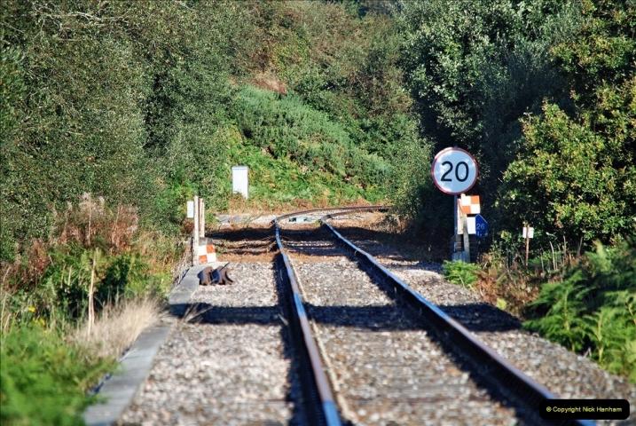 2021-09-23 SR Lineside work between Bridge 3 & 4. (7) 007