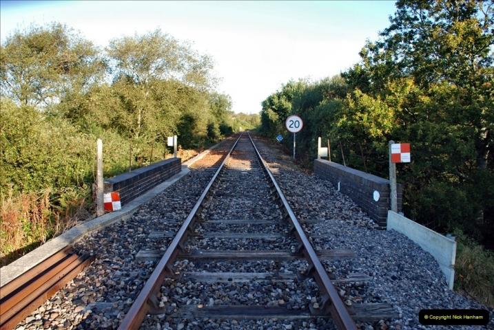 2021-09-23 SR Lineside work between Bridge 3 & 4. (8) 008