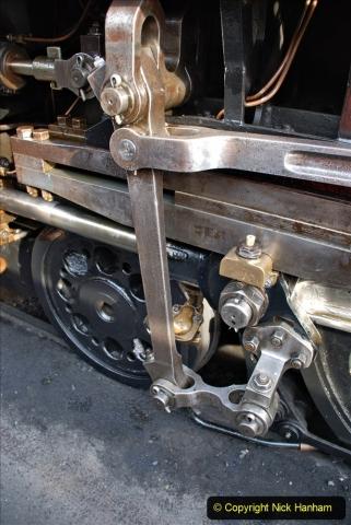 2021-09-08 SR back on one train running. (20) 34028 sidelined with cracked bogie frame. 020
