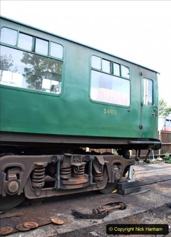 2021-09-08 SR back on one train running. (27) 027