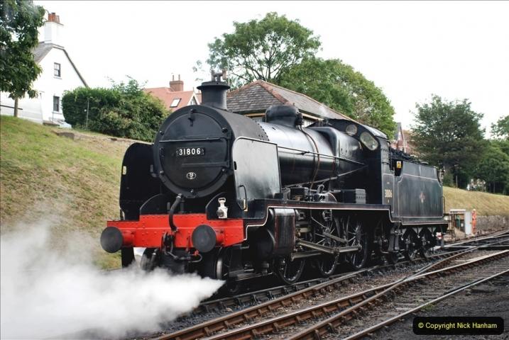 2021-09-08 SR back on one train running. (52) 052