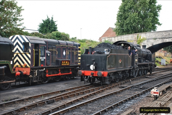 2021-09-08 SR back on one train running. (55) 055