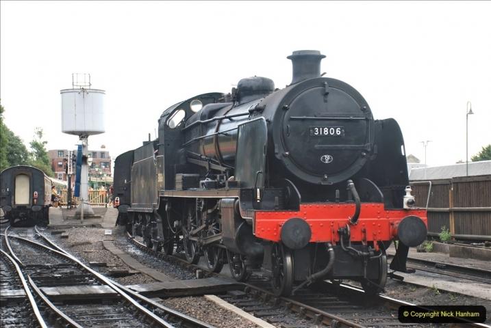 2021-09-08 SR back on one train running. (57) 057