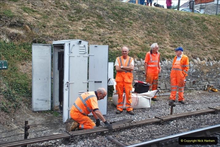 2021-09-08 SR back on one train running. (61) 061