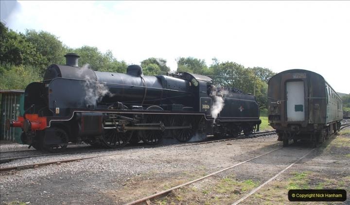 2021-09-08 SR back on one train running. (70) 070