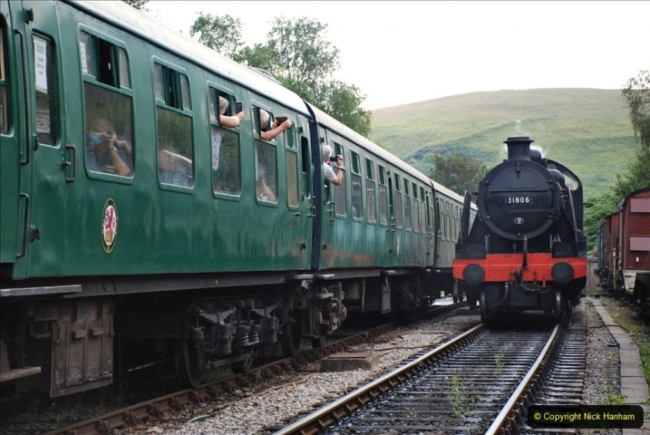 2021-09-08 SR back on one train running. (75) 075