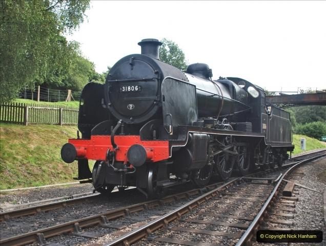2021-09-08 SR back on one train running. (78) 078