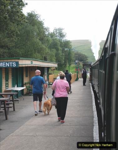 2021-09-08 SR back on one train running. (82) 082