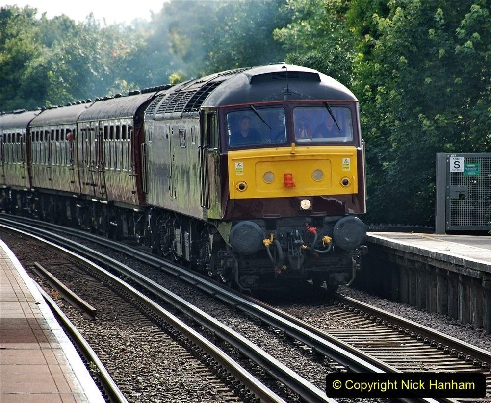2021 Steam in Dorset
