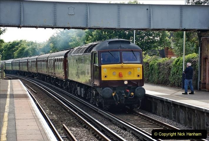 2021-07-03 British India Line at Parkstone, Poole, Dorset. (2) 002