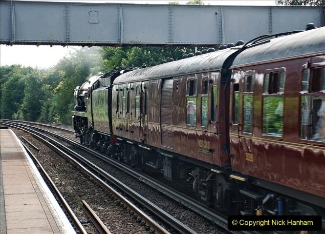 2021-07-03 British India Line at Parkstone, Poole, Dorset. (5) 005