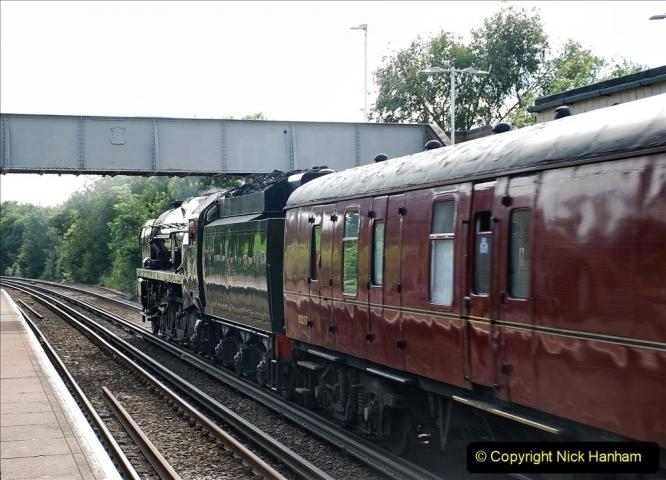 2021-07-03 British India Line at Parkstone, Poole, Dorset. (6) 006
