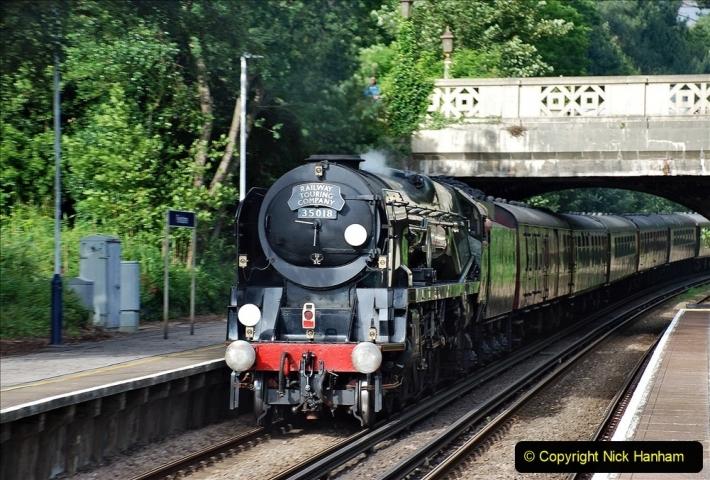 2021-07-03 British India Line at Parkstone, Poole, Dorset. (7) 007