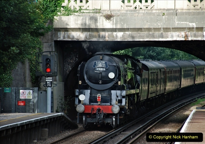 2021-07-03 British India Line at Parkstone, Poole, Dorset. (8) 008